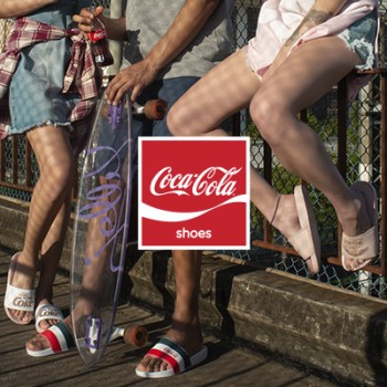 Coca-Cola Shoes